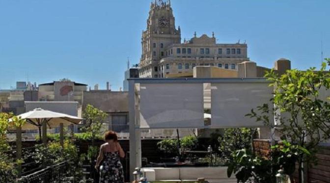Ático Hotel de las Letras